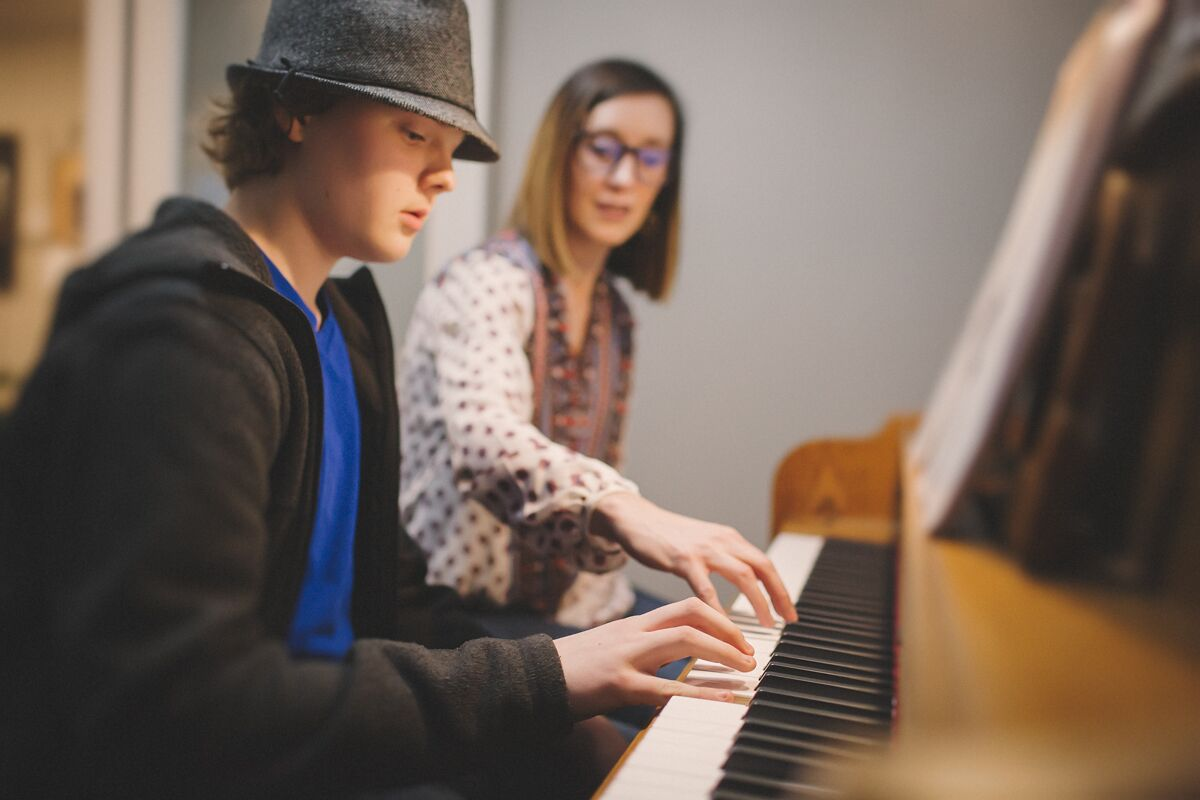 Piano Action photo 2